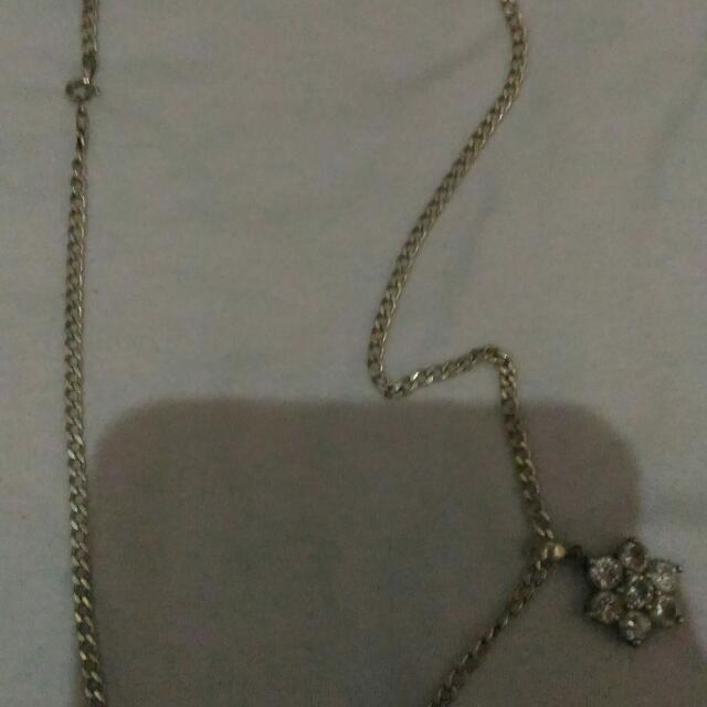 Kwentas With Pendant Unisilver 925 (Fixed)