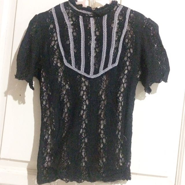Lace Top From Ex Ze