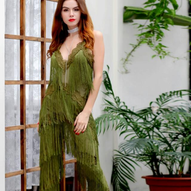 20135d3ae918 Ladies Jumpsuit Gatsby Style