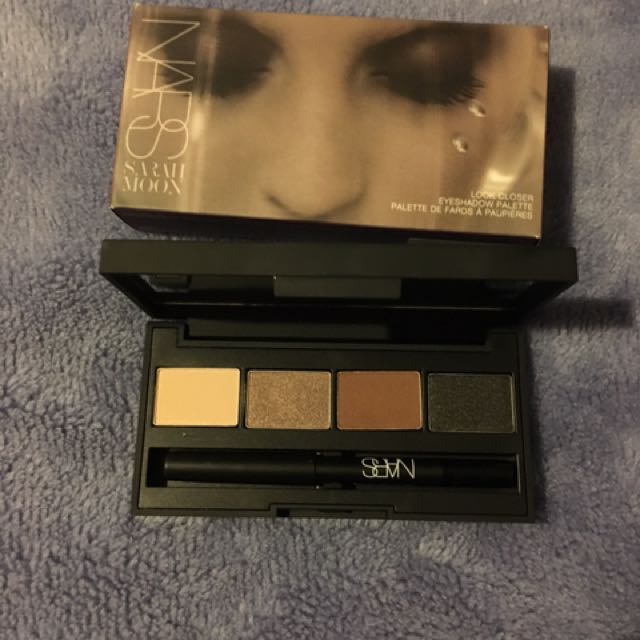 LM NARS Sarah Moon Look Closer Palette
