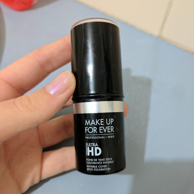 MAKE UP FOREVER ULTRA HD STICK FOUNDATION. SHADE Y245