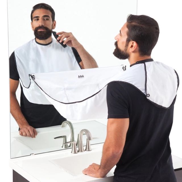 Mens Beard Gown