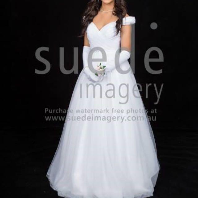 Miss gowns - Deb dress