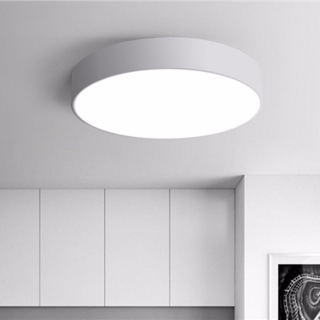 Sale modern ceiling lights metal case acrylic shade dimmable sku 53065 furniture home decor on carousell