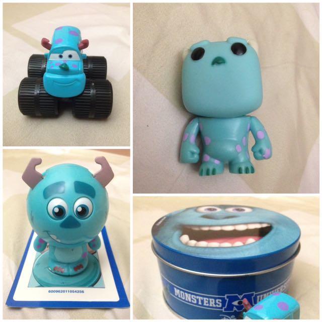 Monsters inc. Sulley toys