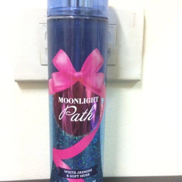 Moonlight Path Bath and Body Works fragrance mist