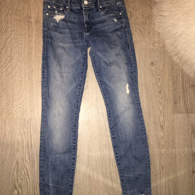 Mother Skinny Jeans 26