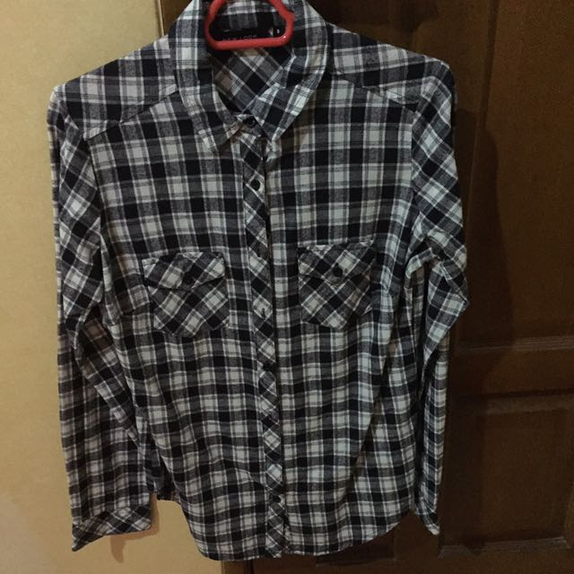 NEW LOOK Checked Shirt