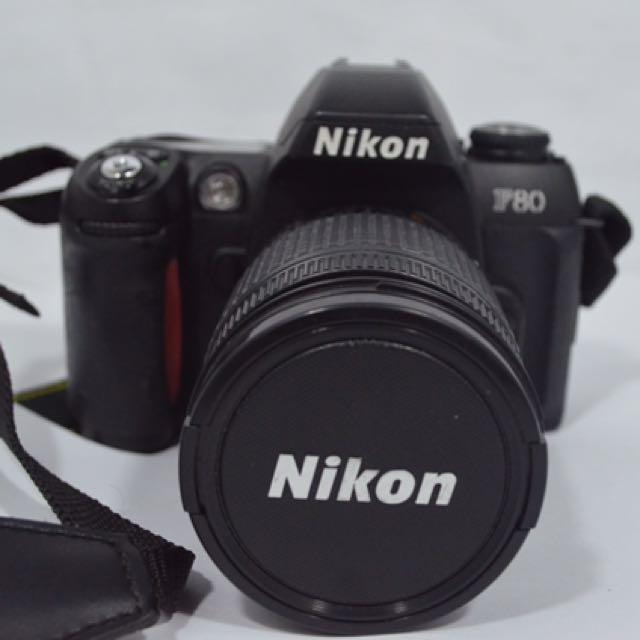 Nikon F80 Film SLR