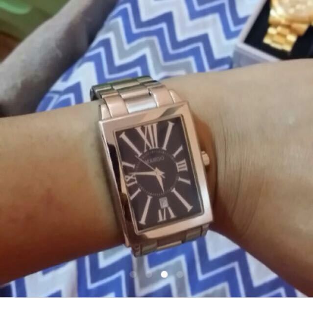Original Stainless Watch Mango And Dkny