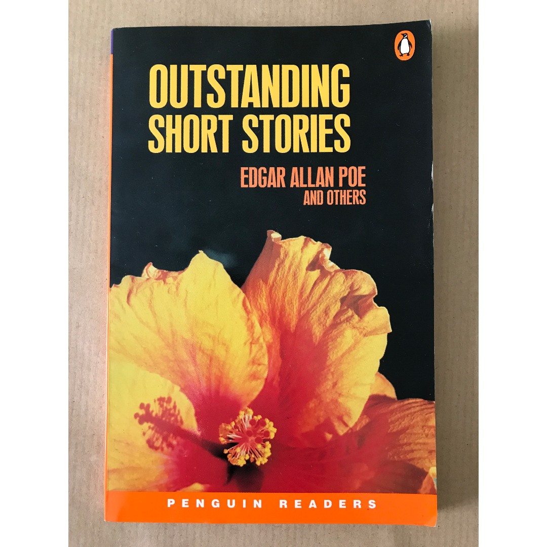 Outstanding Short Stories by Edgar Allen Poe and others