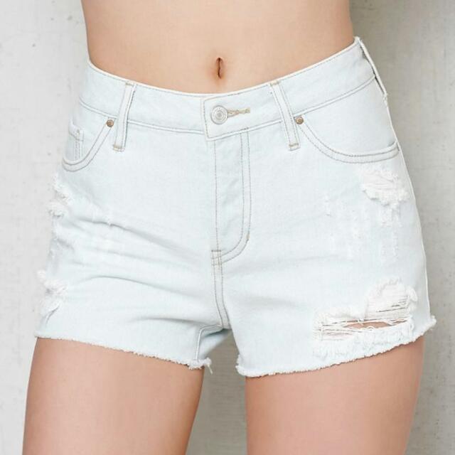 PACSUN Denim Shorts 25