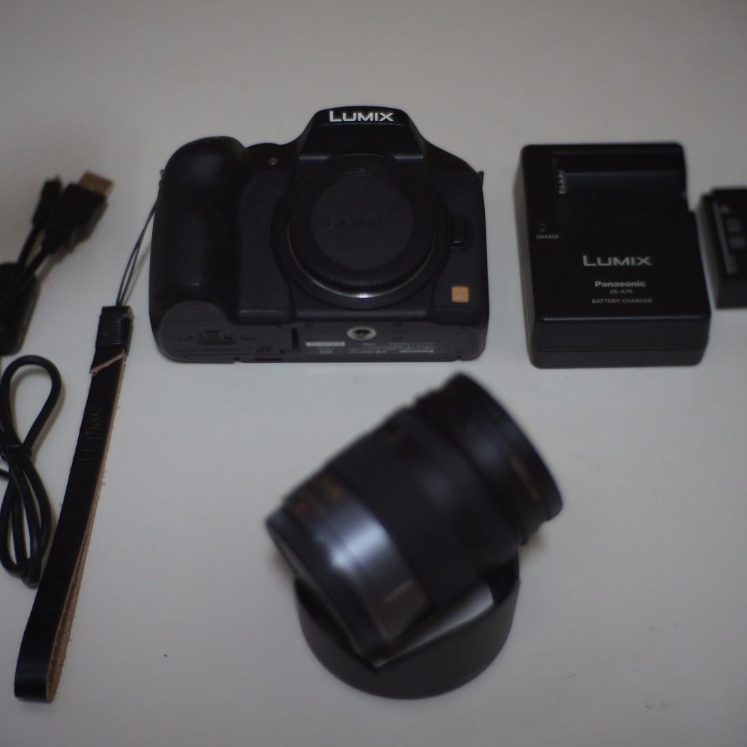 Panasonic G6 (Japanese Language) + Panasonic 14-45mm/3.5.5-6