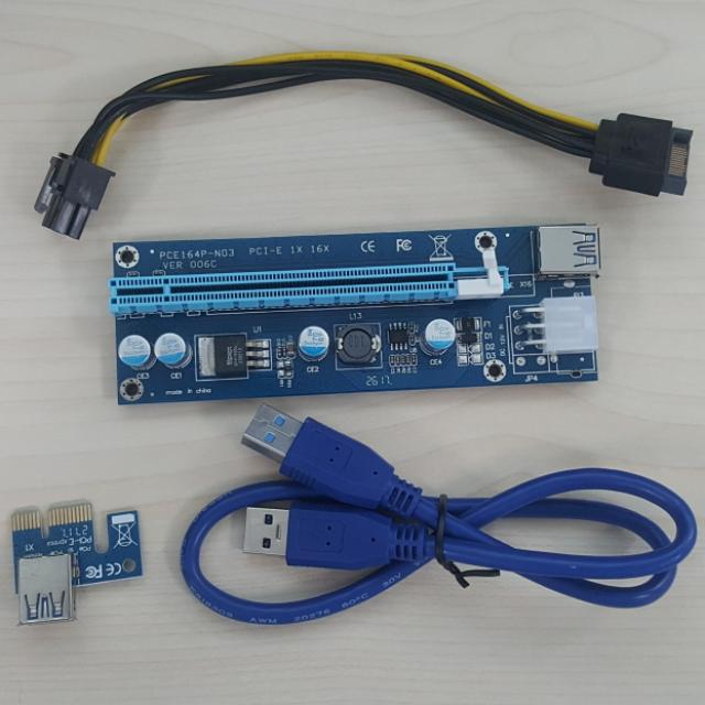 PCI-E Riser ver 006c