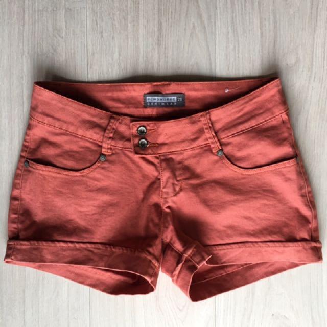 Penshoppe Denimlab Shorts