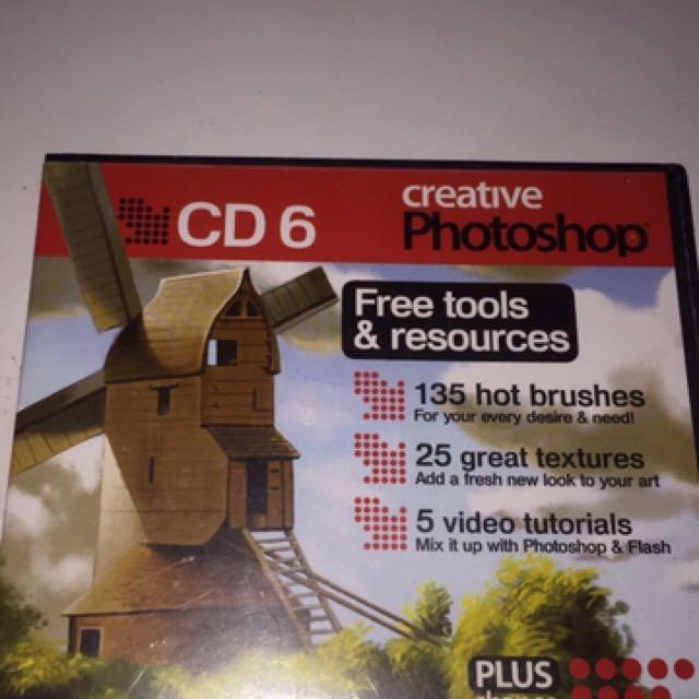 PHOTOSHOP CD6