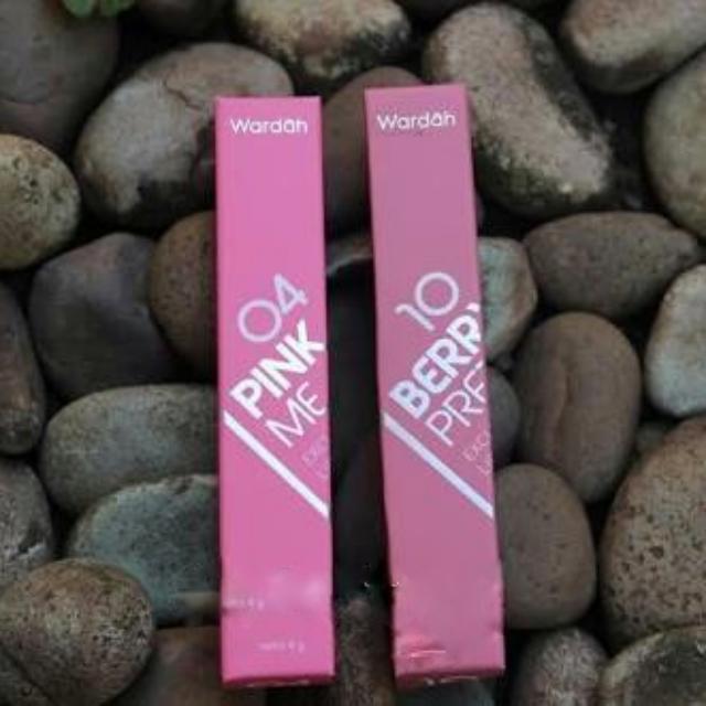 Pink ME & Berry ME WARDAH BESTSELLER