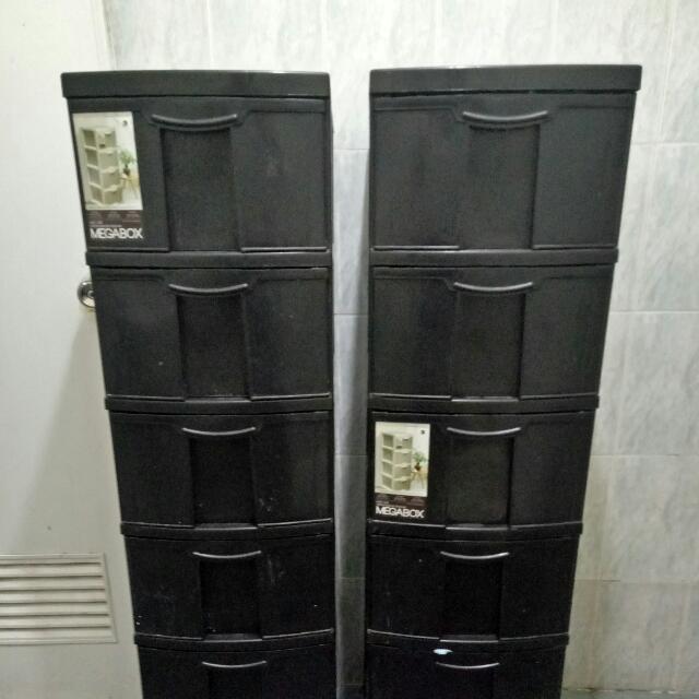 Plastic Cabinet (BuyOneTakeOne)