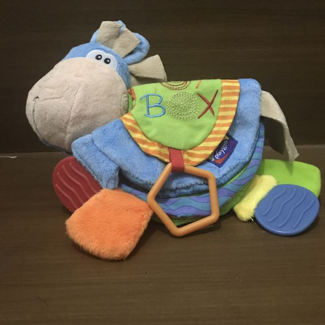 Playgro Horse Baby Book Toy