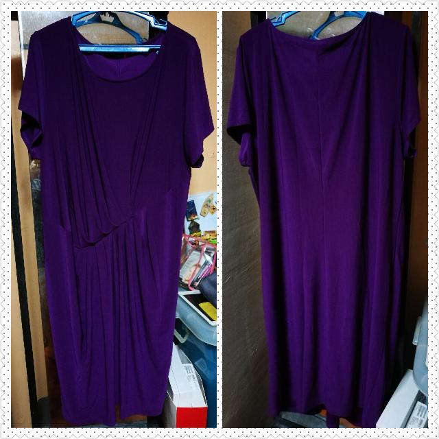 Plus Sized Formal Dress