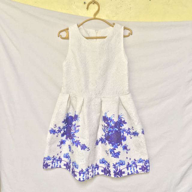REPRICED Porcelain Dress