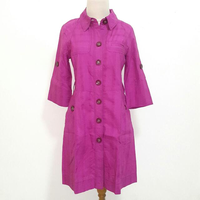Preloved Fuschia Dress