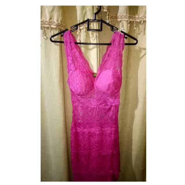 Preloved Lingerie Pink