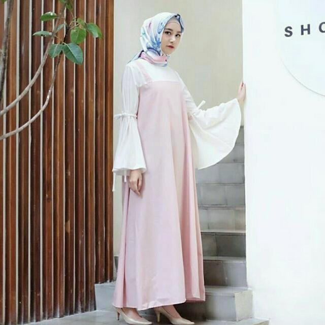 Radwah — Dress Lexi Pink