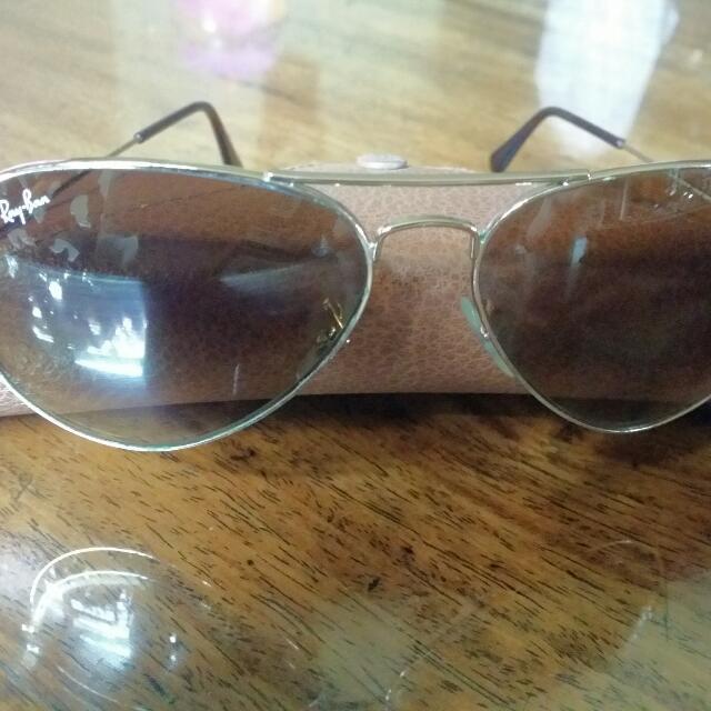 Rayban Aviator Glasses