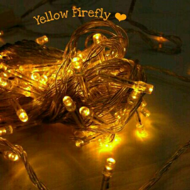 READY Tumblr Light / Lampu Warna Warni / Lampu Hiasan Natal 💕💕