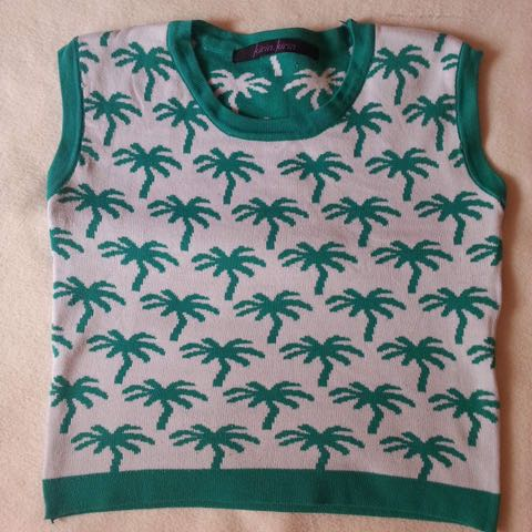 Reversible Tropical Top