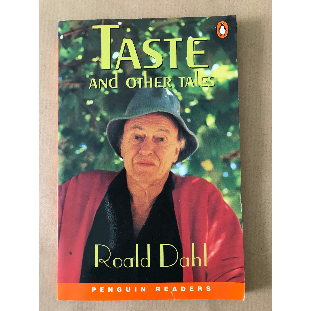 Roald Dahl short stories: Taste and other Tales