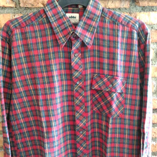 Robinson Field Style Flannel