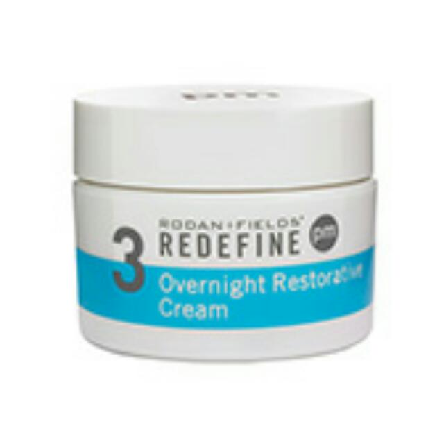 Rodan And Fields Overnight-Restorative-Cream