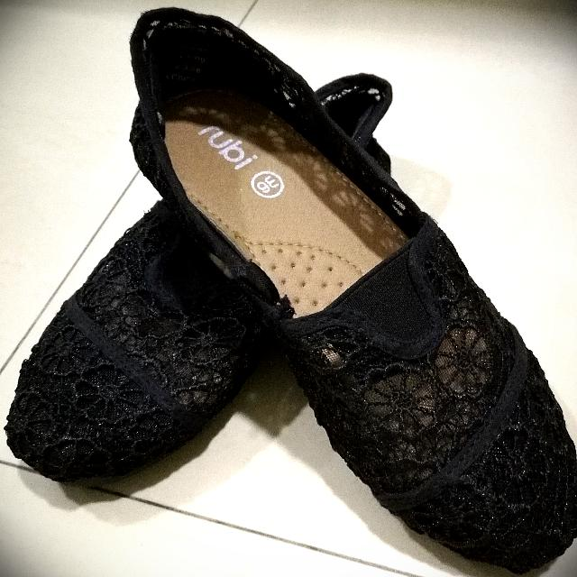 119daa2648f82 Rubi Lace Shoes (Cotton On)