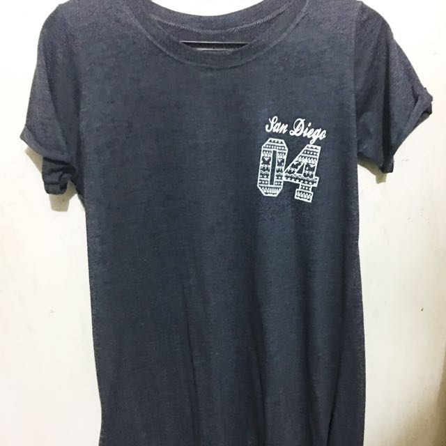 San Diego Long Shirt