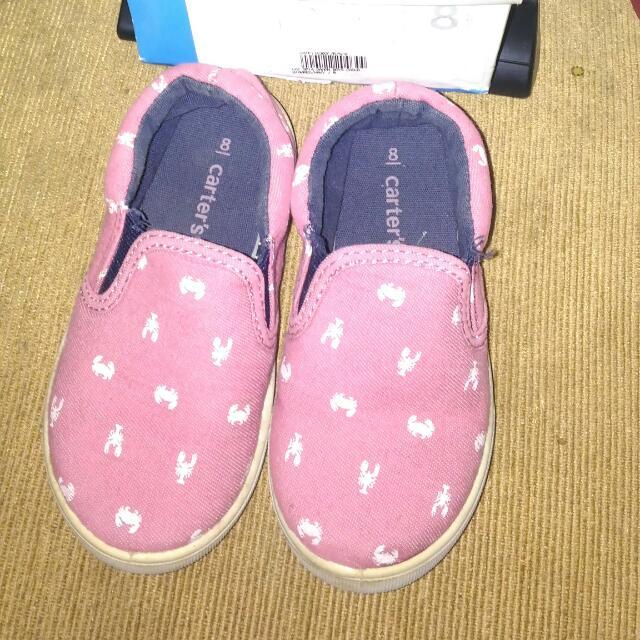 sepatu carters authentic