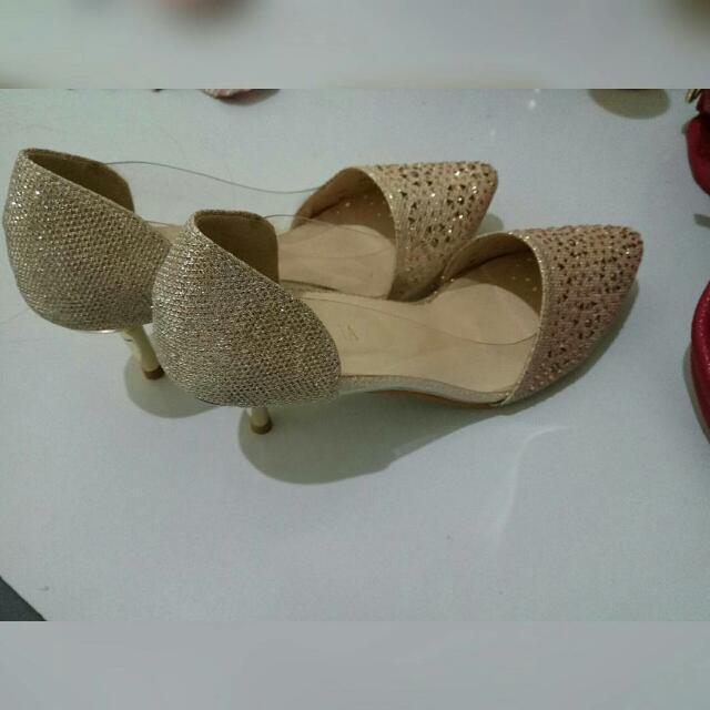 #reprice Sepatu Lawrensia / High Heels Lawrensia