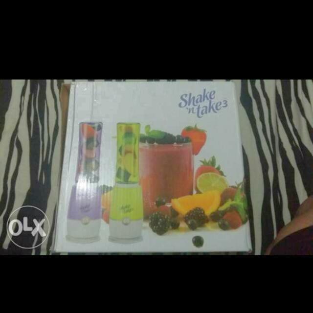 Shake & Take Fruit Blender
