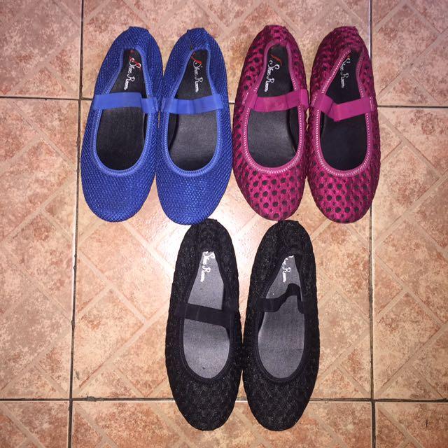 Shoe Salon MTO (sold as set)