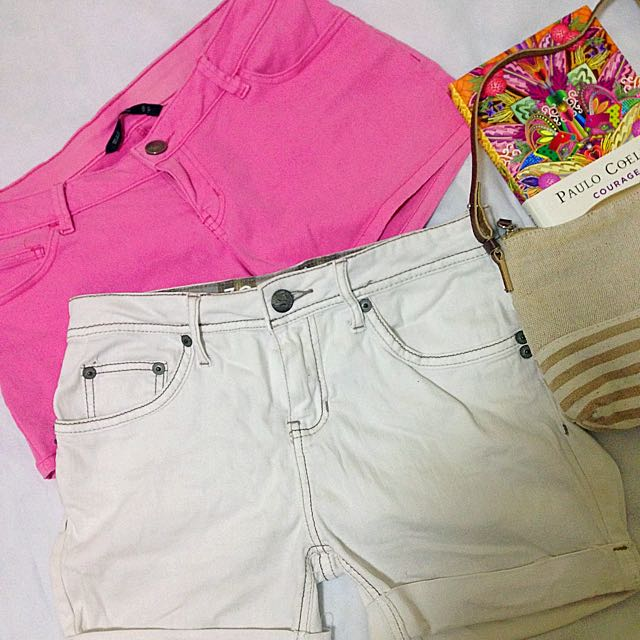 Shorts Set Of Two