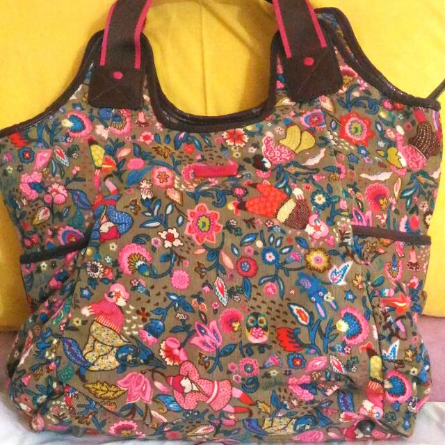 shoulder bag oilily authentic