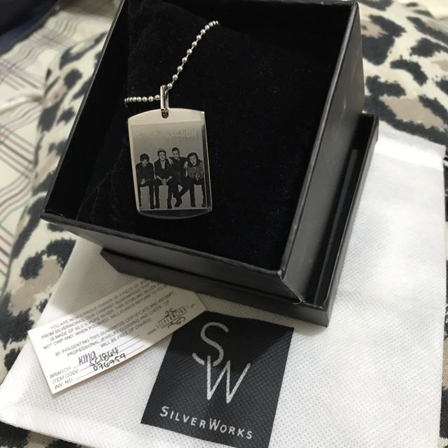SILVERWORKS One Direction Limited Edition