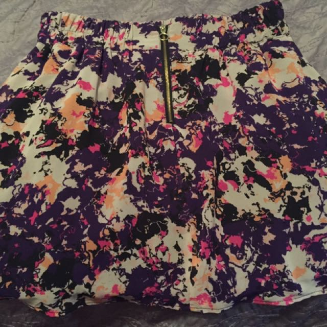 Size Medium Skirt From Dynamite
