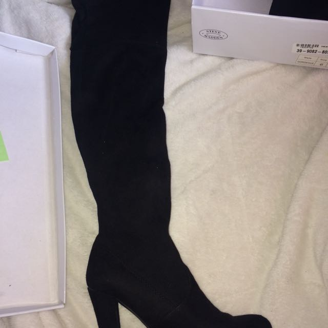 Steve Madden Thigh High Boots