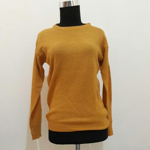 Sweater Rajut No Brand