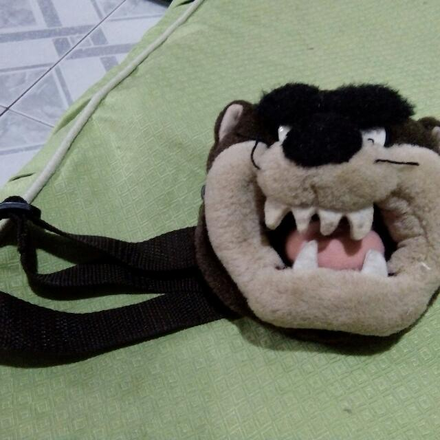 Tazmanian Devil Belt Bag!!