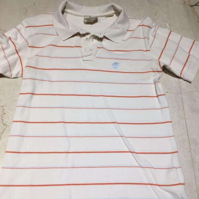 Timberland 純棉Polo衫