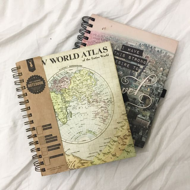 TYPO NOTEBOOKS FOR THE PRICE OF 1