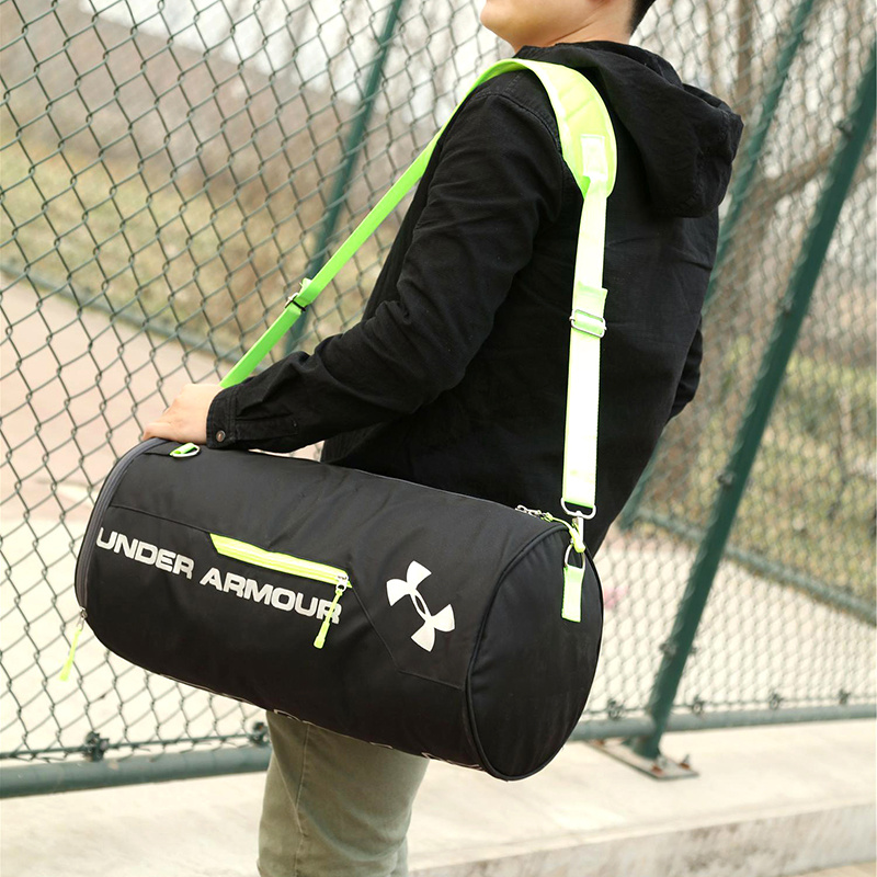 17c9c1944 Under Armour H Storm Duffle Gym Bag Large Gym for Soccer Basketball  [Black], Men's Fashion, Bags & Wallets on Carousell